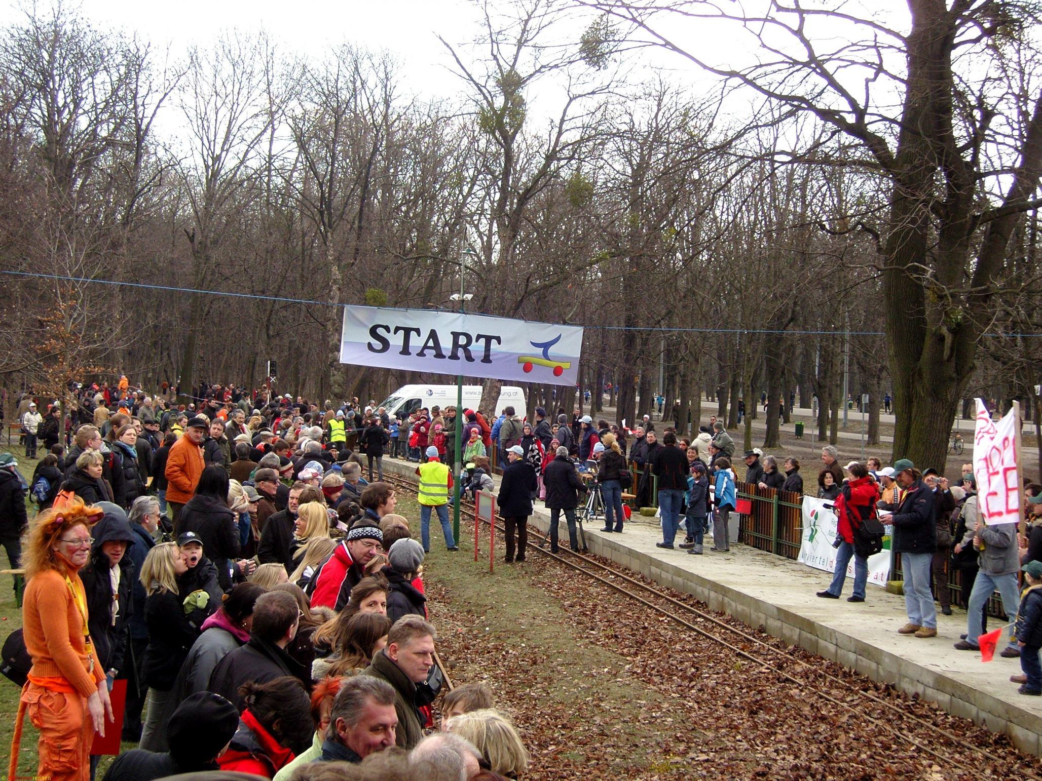 Draisinenrennen 2011
